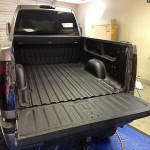 Professional Grade Thickness Truck Bed Liner For Full Size Truck With Spray Gun