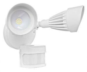 Westgate Flood Light With Motion Sensor Head Security 24w wet Location
