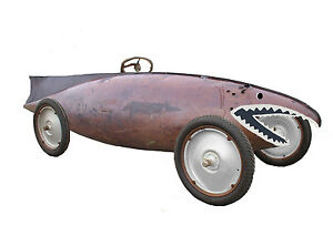 Model T Ford Speedster Body Race Car Racer Belly Tanker Wwii Drop Tank Lakester