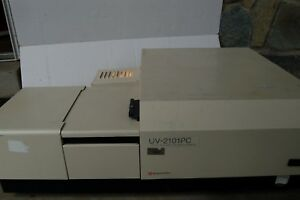 Shimadzu Uv 2101pc Uv vis Scanning Spectrophotometer Uv2101pc