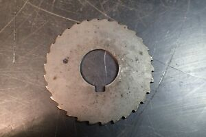 Brown Sharpe 3 32 X 3 X 1 Arbor Hole Convex Mill Milling Cutter Usa Used