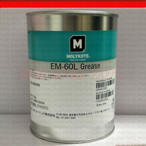 1kg Molykote Em 60l Grease Plastic Parts Gear Lubricating Grease a9z7 Lw