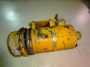 Case 1845 Air Cleaner Skid Steer Loader 1845c 1845b