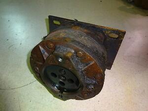 Case 1845 Planetary Reduction Drive Final Gearbox Skid Steer Loader 1845c 1845b