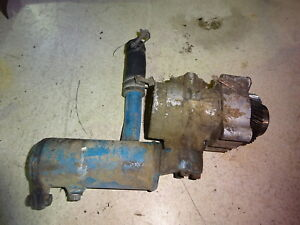 Ford 1910 Hydraulic Pump Tractor Compact 1920 New Holland