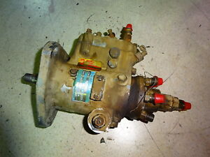 John Deere 6359 Fuel Injection Pump Injector Re19914 Diesel Engine 6 359