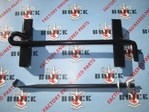 1963 1965 Buick Battery Hold Down Clamp Kit