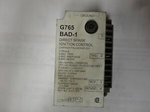 Johnson Controls Lh33wp 001 Direct Spark Ignition Control used