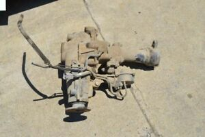 2002 Toyota Tundra Front Differential Carrier 8 Cylinder V8