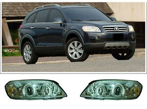 Front Left Right Head Light Lamp Assembly For 2006 2008 Chevy Captiva