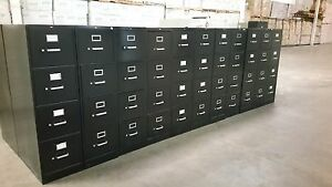 File Cabinets 4 Drawer Vertical Style Key Delivery Available