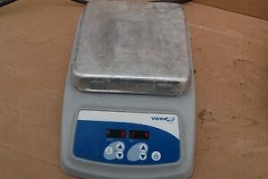 Vwr Stirrer Mixer Magnetic Digital Timer Speed Lab Position