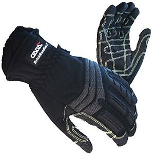 Cestus Brickhandler Bk 3042 Xl Search And Rescue Glove X large Black New