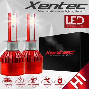 Xentec Led Hid Headlight Conversion Kit H1 6000k For Acura Rsx 2002 2006