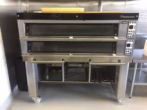Bongard Soleo Hearth Deck Oven For Bread pizza