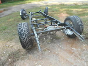 1932 Ford Chassis Frame Rolling Rat Hot Rod