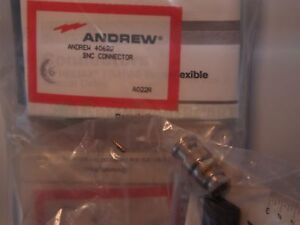 Andrew 40622 Heliax Coaxial Cable Connector Adapter Lot X10 Nos