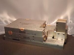 Microwave Power Devices Lwa 7984 8 8025 Solid State Intermediate Amplifier