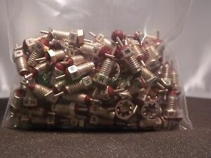 Capacitor M39014 16 0014 Ceramic Fixed Lot X100 Nos