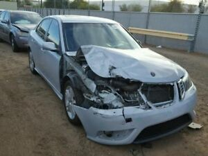 Driver Front Seat Bucket Leather Electric 4 Door Fits 03 11 Saab 9 3 876464