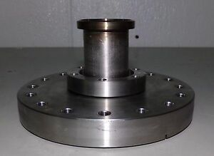 Mdc 275 Conflat Ss High Vacuum Extension Chamber