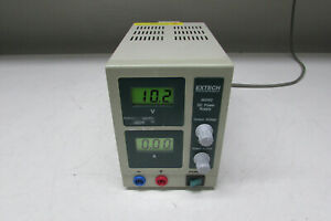 Extech 382202 Single Output Dc Power Supply 18v 3a