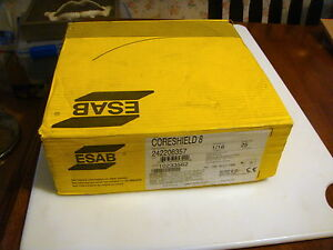 Esab Coreshield 8 25 Box 1 16 Dia 242206357 Welding Wire