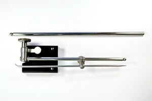 Brown And Sharpe Model 621 Surface Gage With 9 And 12 Posts Indicator Clamp