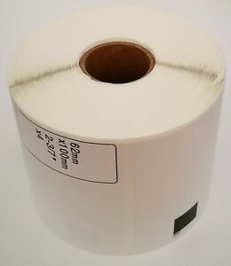 20 Rolls Brother Compatible Dk 1202 Dk1202 Shipping Labels Without Cartridge