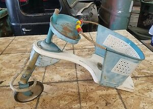 Vintage 1950 S Genuine Taylor Tot Stroller Baby Buggy Walker Carriage