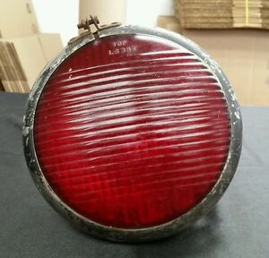 Vintage Ford Chevy Dodge Taillight Bucket Bullet Tail Light