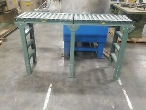 6 Hytrol Ball Conveyor 18 Wide Shipping Available 3510sr