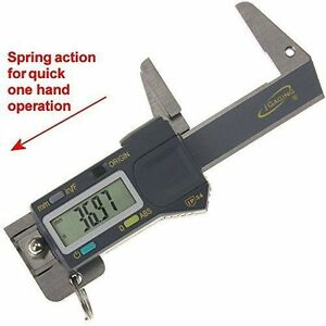 Igaging Snap Caliper Thickness Gauge Absolute Origin 0 1 45 Digital Electronic