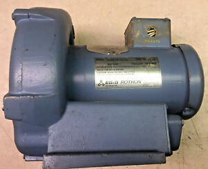 Eg g Rotron Regenerative Blower Model Dr202y72