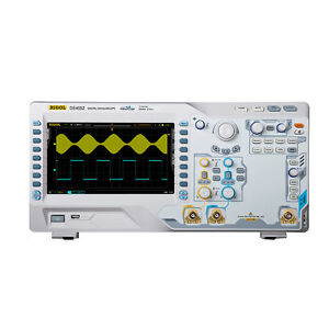 Rigol Digital Oscilloscope Ds4014 4gsa s 100mhz 140mpts 110 000 Wfms s 4 Channel