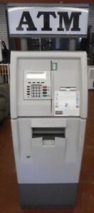Wrg Genesis Atm Machine With Operation Manuals Electronic Safe Single Owner