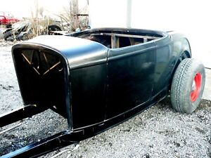 32 Ford Roadster Repro Body 600 Off List Free Freight Carlisle Daytona Pate