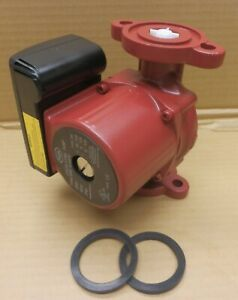 Gpd15 6sfc 3 speed Circulator Pump W check Valve 115v Maxflow 17gpm Head 19ft