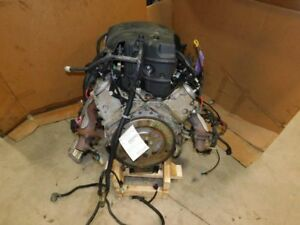 07 08 5 3 liter ls engine motor lh6 gm chevy gmc 122k complete drop out ls swap