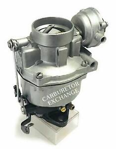 1950 1956 Chevy Gmc Remanufactured Rochester 1 Barrel Carburetor 235
