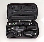 Welch Allyn Diagnostic Set Includes standard Ophthalmoscope 11710 macroview