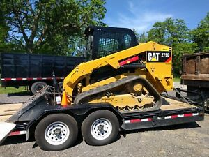 2016 Caterpillar 279d Compact Track Loader Skid Steer 1030 Hours