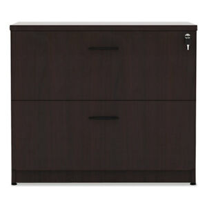 Alera Valencia Series Two Drawer Lateral File 34w X 22 3 4d X 29 1 2