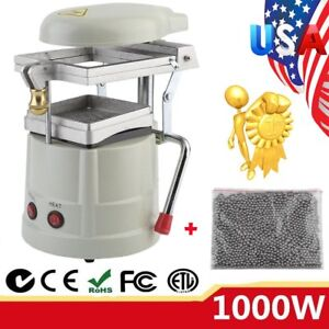 110v Dental Vacuum Forming Molding Machine Former Thermoforming Lab Equipment Kz