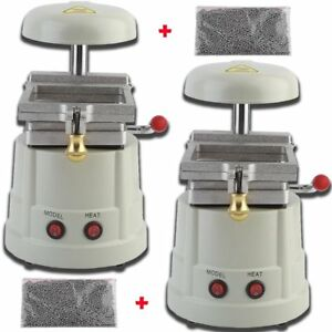 1 Or 2x Dental Vacuum Forming Molding Machine Former Thermoforming Equipment Kz
