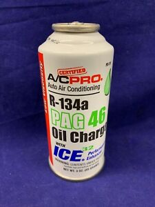 R 134a Refrigerant Pag 46 Oil Charge With Ice32 Performance Enhancer Free Ship