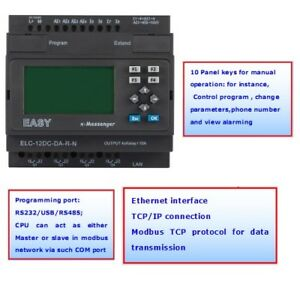 Plc Starter Kit Automation Training Mini Programmable Logic Controller Software