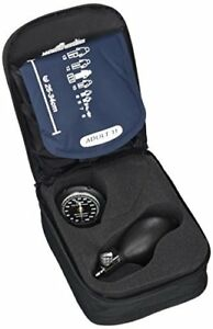 Welch Allyn Ds48 11 Gauge With Durable One Piece Cuff Nylon Zipper Case Adult