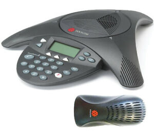 Polycom 2200 16000 001 Soundstation 2 Conference Phone W Lcd Display