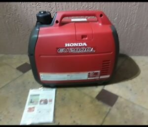 Honda Eu2000i Inverter Companion Generator New